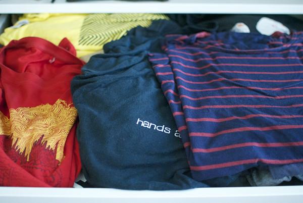 T Shirt Schublade »Shirtzeichen«: Meine T Shirts im Netz