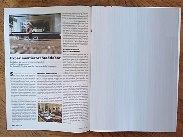 Schnüss, September 2016, Seite 8