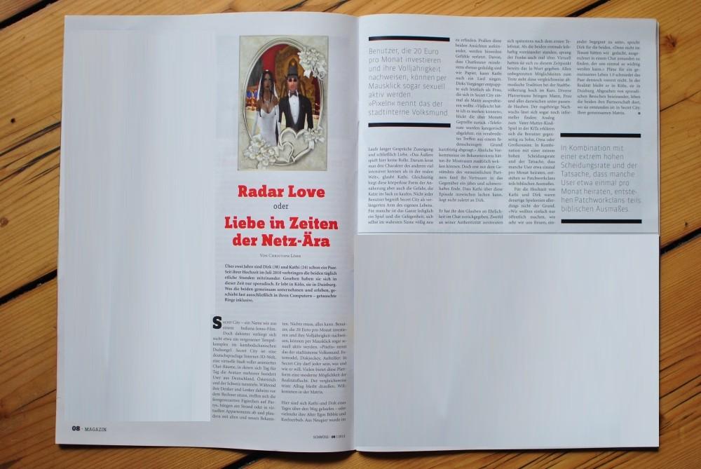 Schnüss Mai 2012, Seite 8