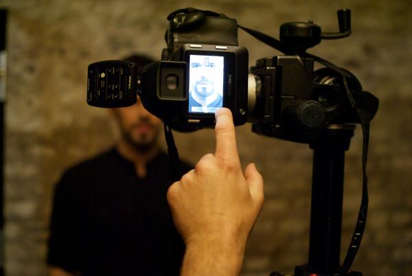 Shooting Jonas Burgwinkel