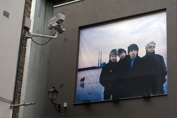 U2 in Dublin