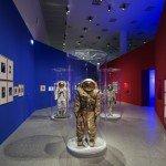 Astronauten und Kosmonauten (Foto: David Ertl)