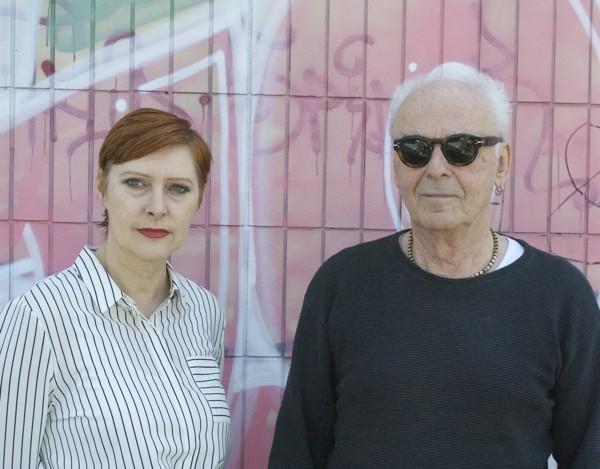 Gina Lee Felber und Jürgen Klauke