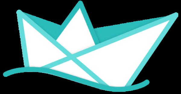 Blogger für Flüchtlinge (Logogestaltung: Tollabea)