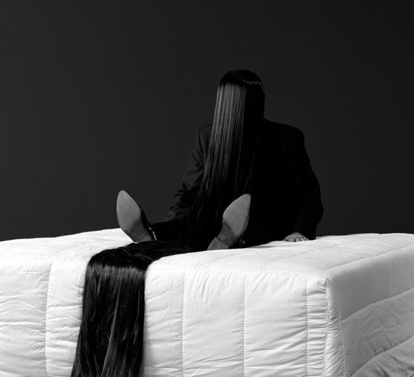 Foto: Jürgen Klauke (aus der Reihe »Ästhetische Paranoia«)