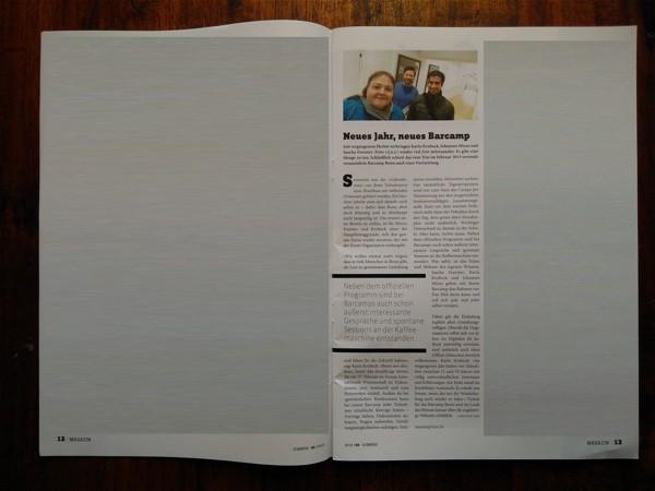Schnüss, Januar 2016, Seite 13