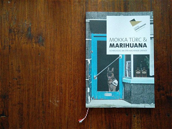 Ausstellungskatalog – Mokka Türc & Marihuana