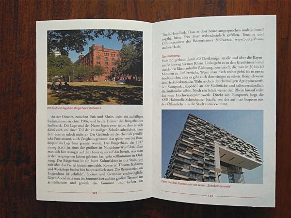 Köln zu Fuß, Seite 122