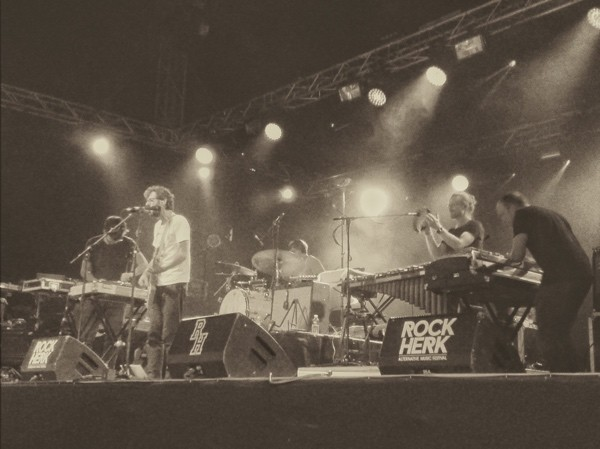 The Notwist beim Rock Herk 2016