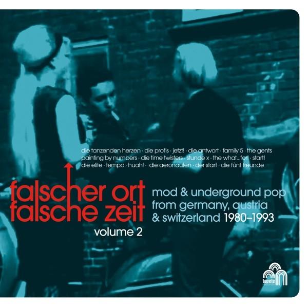 Various - Falscher Ort, falsche Zeit Volume 2