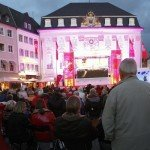 Public Viewing beim Beethovenfest Bonn 2015
