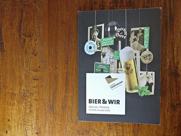 Ausstellungskatalog »Bier & Wir«