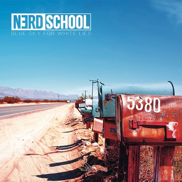 Nerd School - Blue Sky For White Lies
